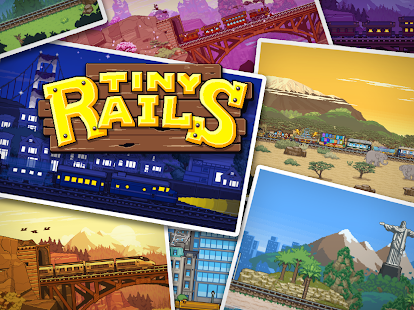 Tiny Rails Screenshot