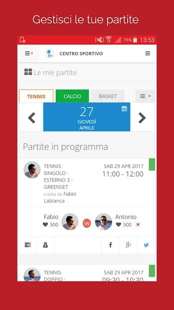 ASD Montemarciano Tennis screenshot 2