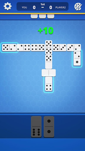 Dominoes - Classic Domino Tile Based Game 1.2.3 Screenshots 13