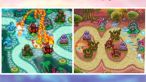 Télécharger Gratuit Keeper of the Grove 3: Tower Defense APK MOD (Astuce) screenshots 2