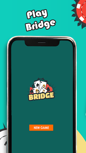 Bridge Card Game for beginners no wifi games free 1.12 1