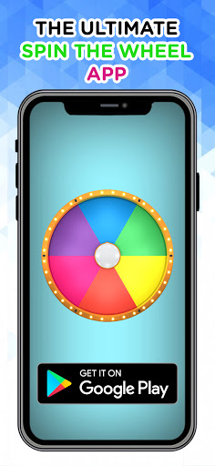 Spin The Wheel  screenshots 1