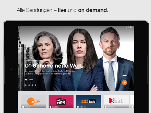 ZDFmediathek & Live TV  screenshots 5