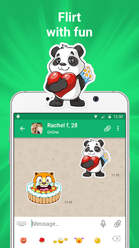 Get new friends on local chat rooms 4.6.2 Screenshots 3