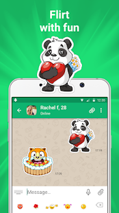 Get new friends on local chat rooms 4.7.8 Screenshots 3