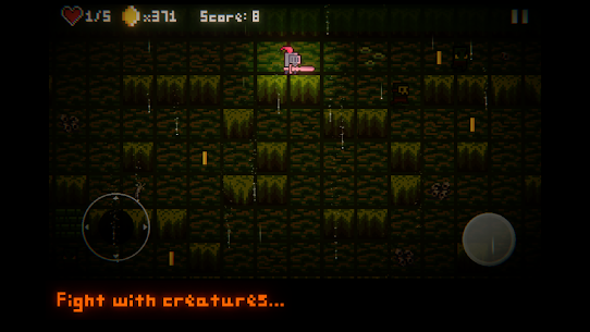 Pixel Runner: A Dungeon Adventure Mod Apk (Unlimited Money) 4