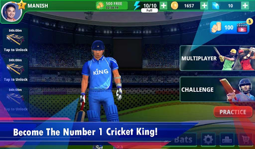 Cricket Kingu2122 - by Ludo King developer  screenshots 18