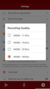 voice recorder – pro recorder 7