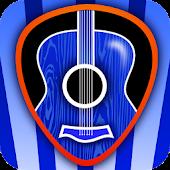 icono Letras y Acordes de Guitarra