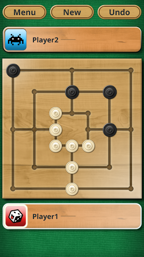 Nine men's Morris - Mills - Free online board game 2.8.12 Screenshots 3