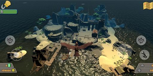 sea of bandits: pirates conquer the caribbean screenshot 2