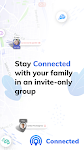 screenshot of Connected - Family Locator - GPS Tracker