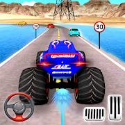 Car Racing Stunt Simulator Mega Ramp Car Games