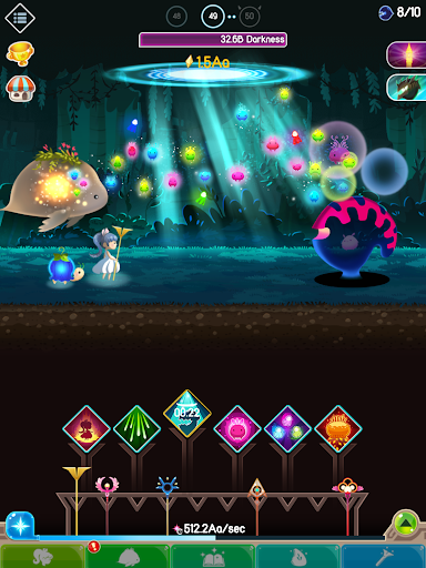 Light a Way : Tap Tap Fairytale  screenshots 16