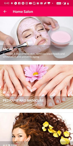 Daily Beauty Care - Skin, Hair, Face, Eyes  Screenshots 4