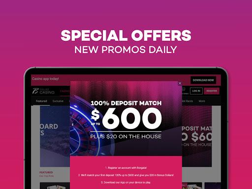 Borgata Casino - Online Slots, Blackjack, Roulette 21.03.10 screenshots 11