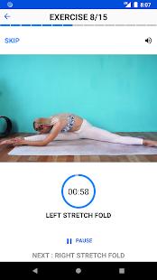Full Splits In 30 Days - Stretching Exercises