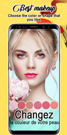 MakeUp Camera Selfie Beauty 0.2 Screenshots 7