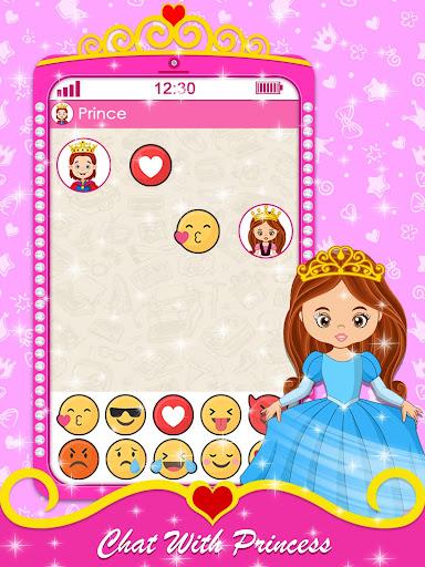 Baby Princess Phone - Princess Baby Phone Games 1.0.3 Screenshots 5