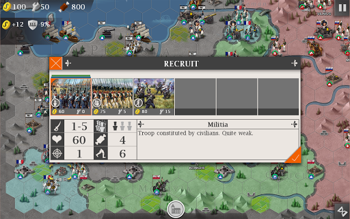 European War 4: Napoleon 1.4.30 screenshots 8