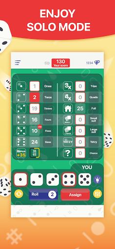 Yatzy - Dice Game 1.7.1 screenshots 2
