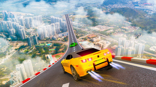 Superhero Mega Ramps: GT Racing Car Stunts Game 1.18 screenshots 1