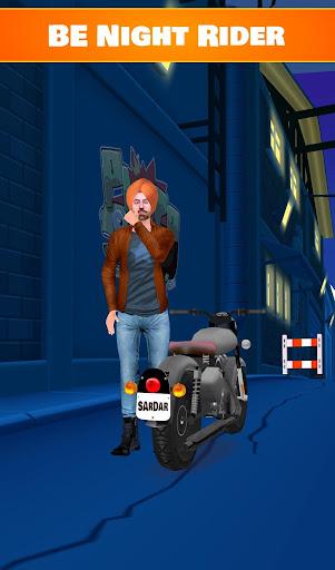 Bike Street Rush - India Edition android2mod screenshots 7
