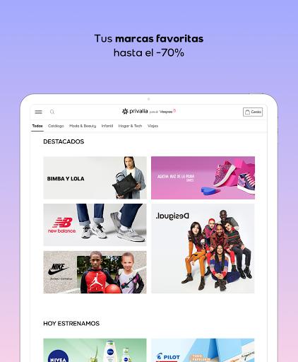 Privalia - Outlet de moda con ofertas de hasta 70% android2mod screenshots 6