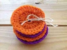 かぎ針編みDIYアイデアのおすすめ画像1
