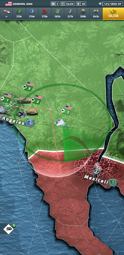 Conflict of Nations: WW3 Multiplayer Strategy Game 0.102 screenshots 6