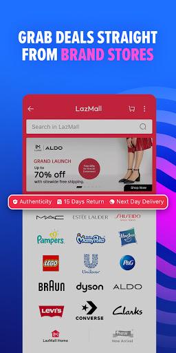 Lazada - Online Deals & discounts screenshots 4