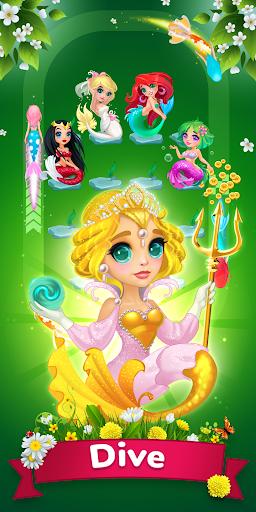 Merge Fairies - Best Idle Clickerud83euddda android2mod screenshots 16