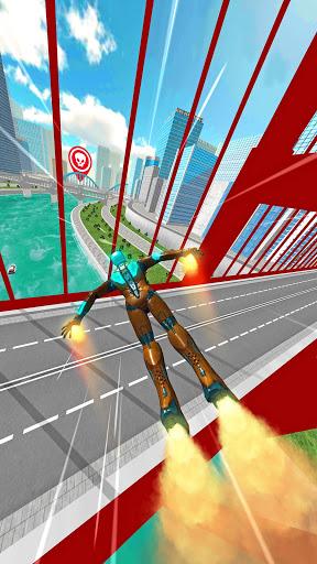 Super Hero Flying School  screenshots 2