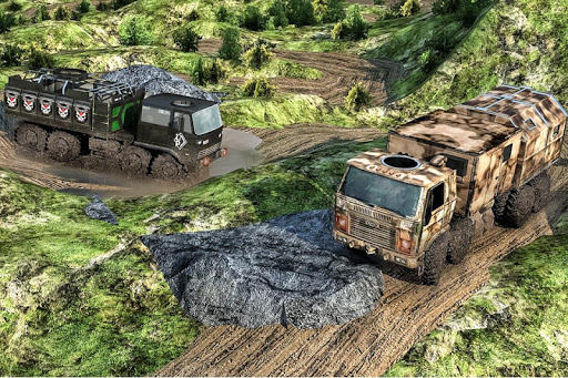 Offroad Mud Truck Simulator 2020: Dirt Truck Drive 1.8 Screenshots 11