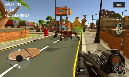 Spider Hunter Amazing City 3D  screenshots 6
