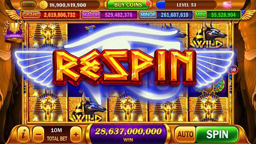 Golden Casino: Free Slot Machines & Casino Games  screenshots 3