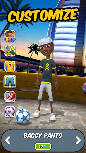 Kickerinho World screenshots apkspray 10