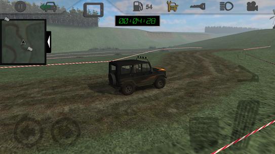 Russian SUV Mod Apk Lots of Money + Mod Cars 2