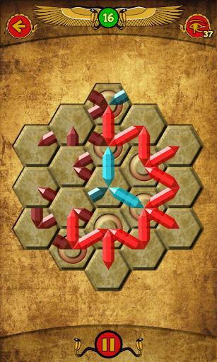 Zircon - crystal puzzle  screenshots 1