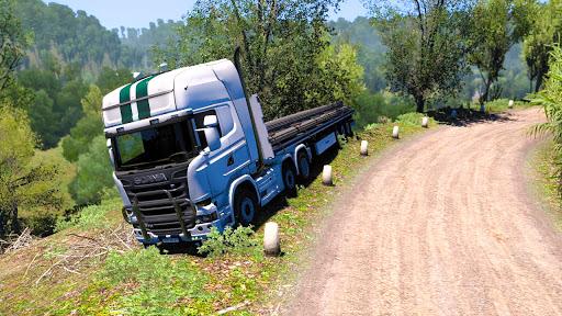 Euro Truck Parking Simulator 2021: 3d parking Game 0.4 screenshots 2