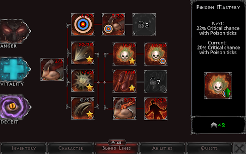 Vampire's Fall: Origins RPG Mod Apk (Free Shopping) 5