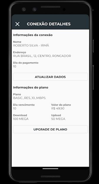 IspJet Mobile screenshot 7