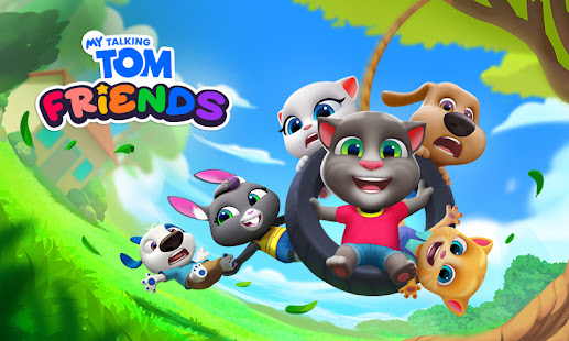 Image For My Talking Tom Friends Versi 1.7.4.5 5