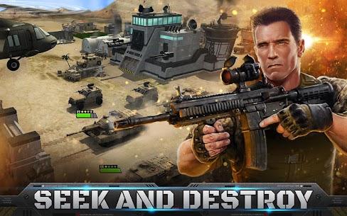 Mobile Strike MOD APK (Unlimited Money) 3