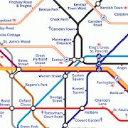 London Tube Map (Offline): TfL London Underground