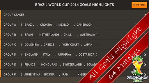 brazil world cup 2014 videos screenshot 1