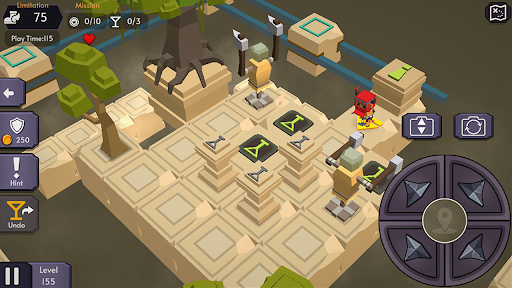 IndiBoy - A treasure hunter Dungeon Quest screenshots 16