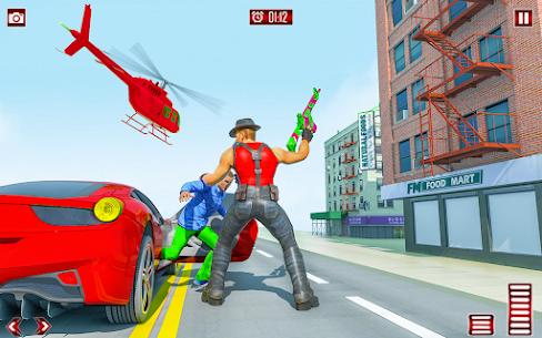 Grand Gangster Crime City War:Gangster Crime Games 4