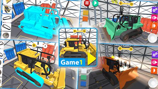 Animated Puzzles tractor farm Apkfinish screenshots 11