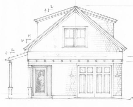 Architecture House Drawing 11.0 Screenshots 4